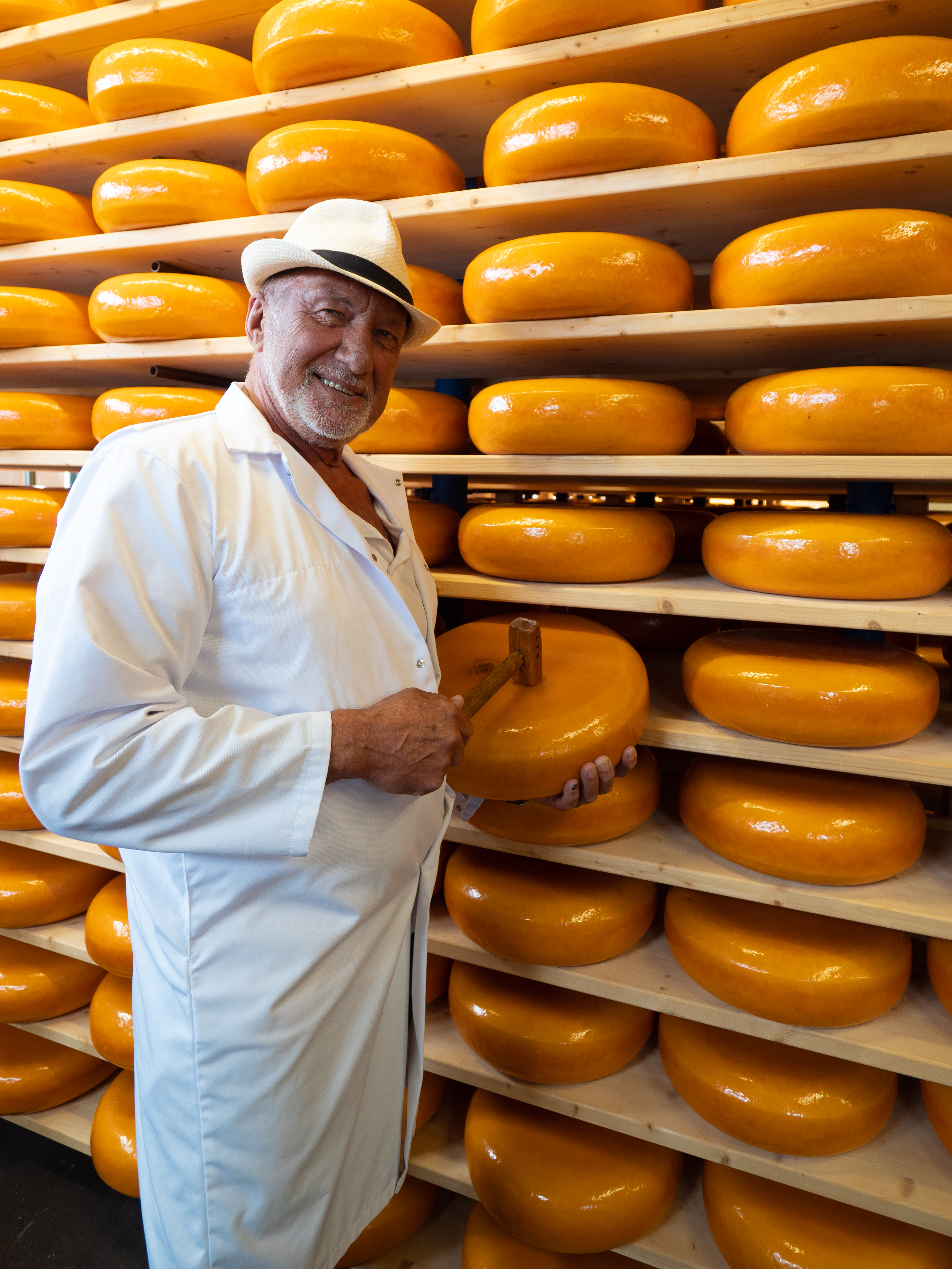Kaaspakhuis Woerden - Cheese experience Woerden